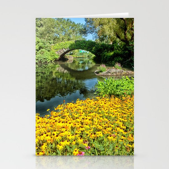 The Pond Stationery Card