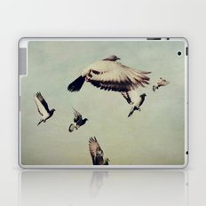 She Spread Her Wings and Began to Fly Laptop & iPad Skin