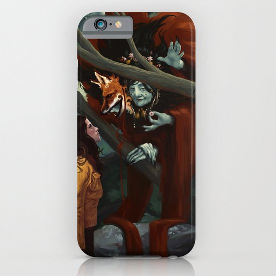 The Old Fox iPhone & iPod Case