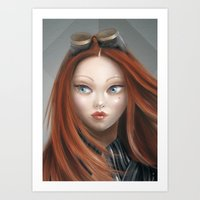 Ignatia - detail Art Print