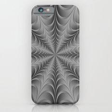 Silver Web iPhone 6 Slim Case