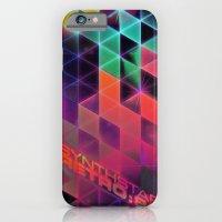 synthstar retro:80 iPhone 6 Slim Case
