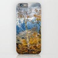 Colorado Autumn iPhone 6 Slim Case