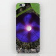Midnight Purple Morning … iPhone & iPod Skin