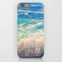 Aqua Mist iPhone 6 Slim Case