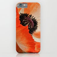 iPhone & iPod Case featuring Poppy by Shy Photog
