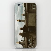 PARIS I - IN LOVE iPhone & iPod Skin