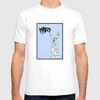 Pheo Tag  Mens Fitted Tee White SMALL