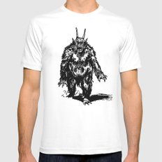 La Créature/The Creature Mens Fitted Tee White SMALL