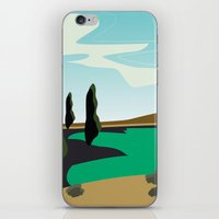 Lake iPhone & iPod Skin