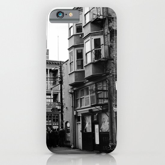 crowded street iPhone & iPod Case