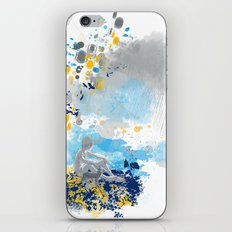 a room with view from asteroid B 612 _ the little prince iPhone & iPod Skin