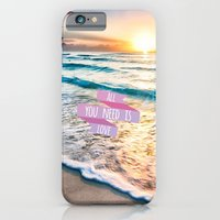 All You Need Is Love iPhone 6 Slim Case