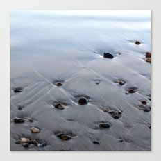 Here Just A While Canvas Print