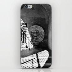 Bocca della Verita iPhone & iPod Skin