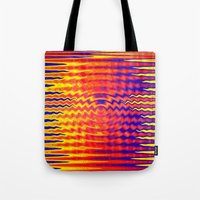 Ripples in a dream Tote Bag