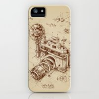 iPhone 5s & iPhone 5 Cases featuring Moment Catcher by Enkel Dika