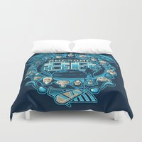 AWESOME 80s Duvet Cover