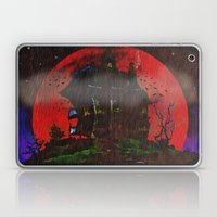 There Was A Crooked Hous… Laptop & iPad Skin