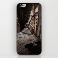 Plymouth County Hospital Building 2 iPhone & iPod Skin