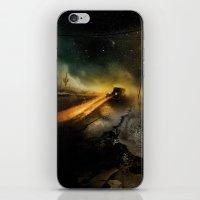 Desolation Road iPhone & iPod Skin