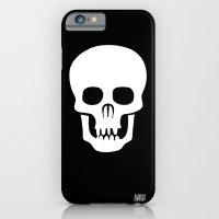 EYE SKULL iPhone 6 Slim Case