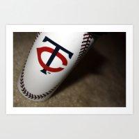 Minnesota Twins Cup Art Print