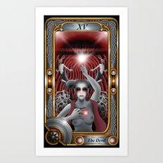 Major Arcana : The Devil Art Print