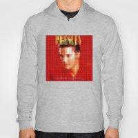 Elvis Presley - Greatest Hits - Pixel Cover Hoody