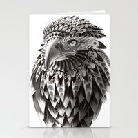 Black And White Ornate R… Stationery Cards