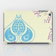 Indian Paisley iPad Case