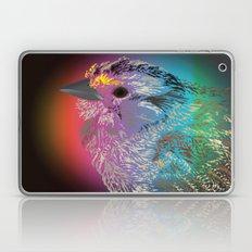 Rainbow Bird Laptop & iPad Skin