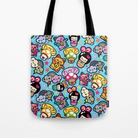 Harajuku Love Tote Bag