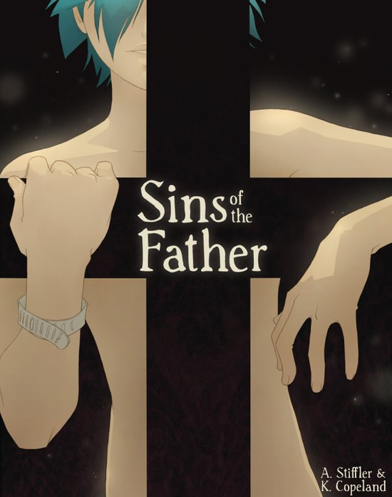 Sins of the Father - Cover Canvas Print