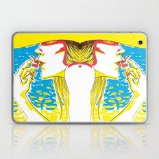 summer girl 2 Laptop & iPad Skin