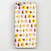 Cake parade iPhone & iPod Skin