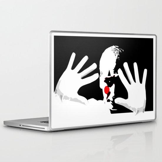 Vengeance Is Mime! Laptop & iPad Skin