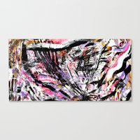 Smother // Daughter Canvas Print