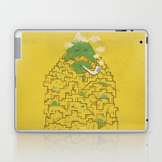 The Bearded City Laptop & iPad Skin
