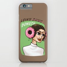Princess Leia's Donuts iPhone 6 Slim Case