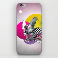 Hornet iPhone & iPod Skin