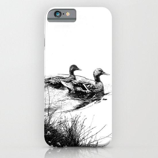 swim, swam iPhone & iPod Case