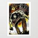 Rocker II Art Print