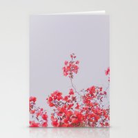 Sweet Pink  Stationery Cards
