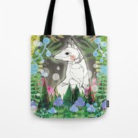 In the Midnight Garden Tote Bag