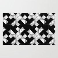 Marbled Tile Rug