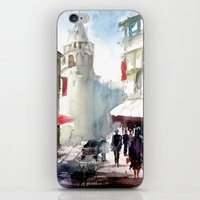 Galata Tower İstanbul iPhone & iPod Skin