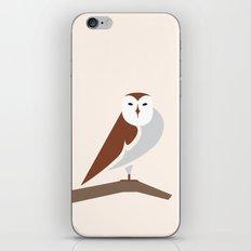 Barn Owl iPhone & iPod Skin