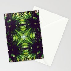FERN MANDALA MAGIC Stationery Cards
