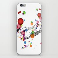 Rolly pop shoes iPhone & iPod Skin